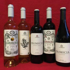 12. Weinproben-Kiste