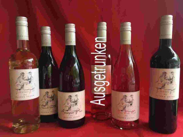 2. Online-Weinprobenkiste Oliver Zeter