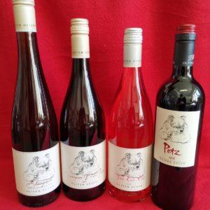 Online-Weinprobe Oliver Zeter II
